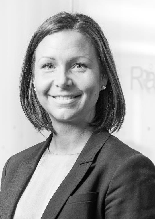 Johanna Andersson : Avdelningschef Pensionsservice